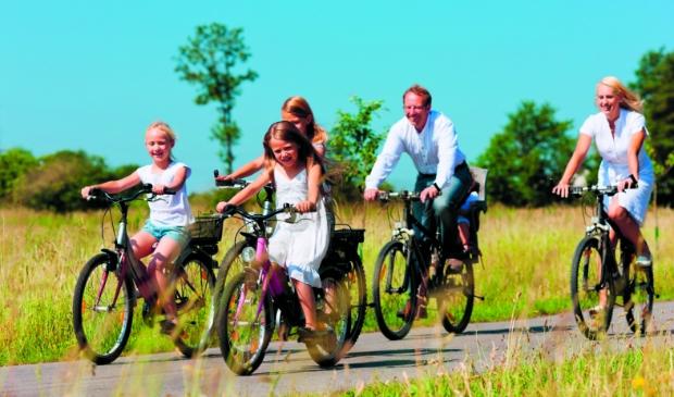 Met het hele gezin West-Friesland verkennen op de fiets.