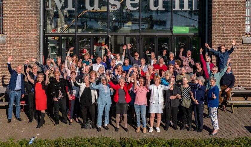 Het Museum van de 20e Eeuw wil het team van zeventig vrijwilligers uitbreiden.