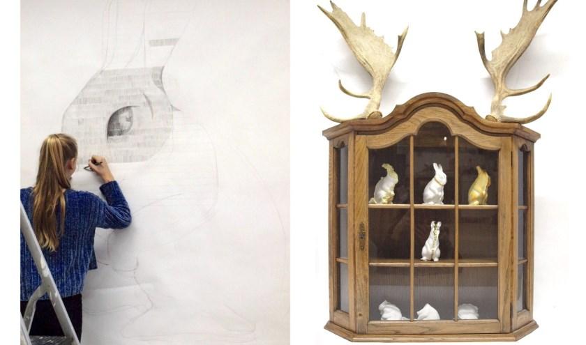 Het kunstenaarsduoEdam & mcCullough vestigt de aandacht op het huidige 'verzamelen en tonen' van massaal geproduceerde 'rariteiten'.