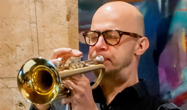 Trompettist Matthijs Willemsen