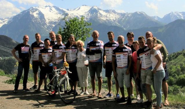 Het was een bijzondere week voor Team Groot 2.0, datafreisde naar de Alpe d'Huez om de Alpe d'HuZes te beklimmen.