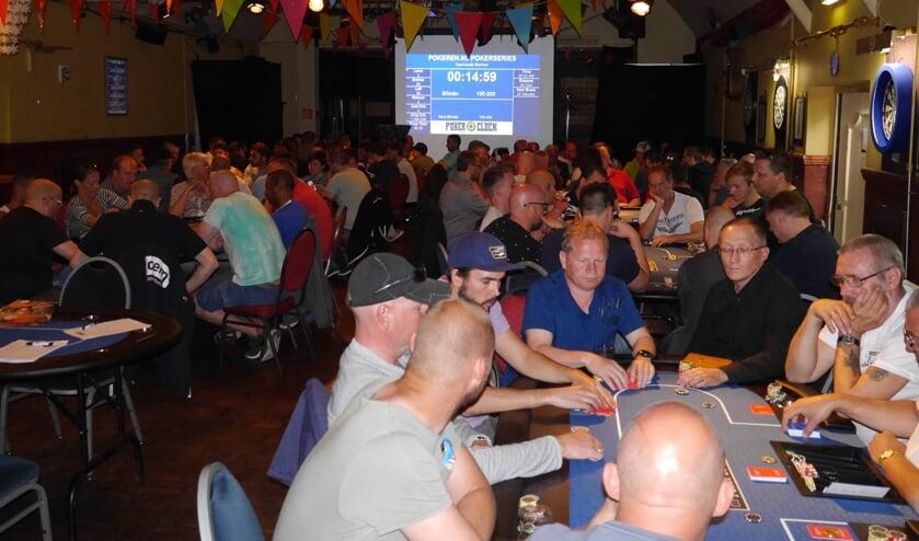 De Poker Series is opgericht voor recreatieve spelers die gewoon lekker willen pokeren.