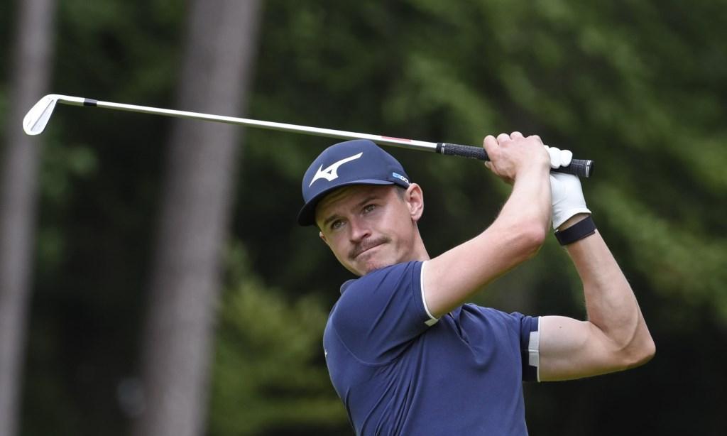 Daan Huizing. (Foto: golfsupport.nl/Frank Vuylsteke) © rodi