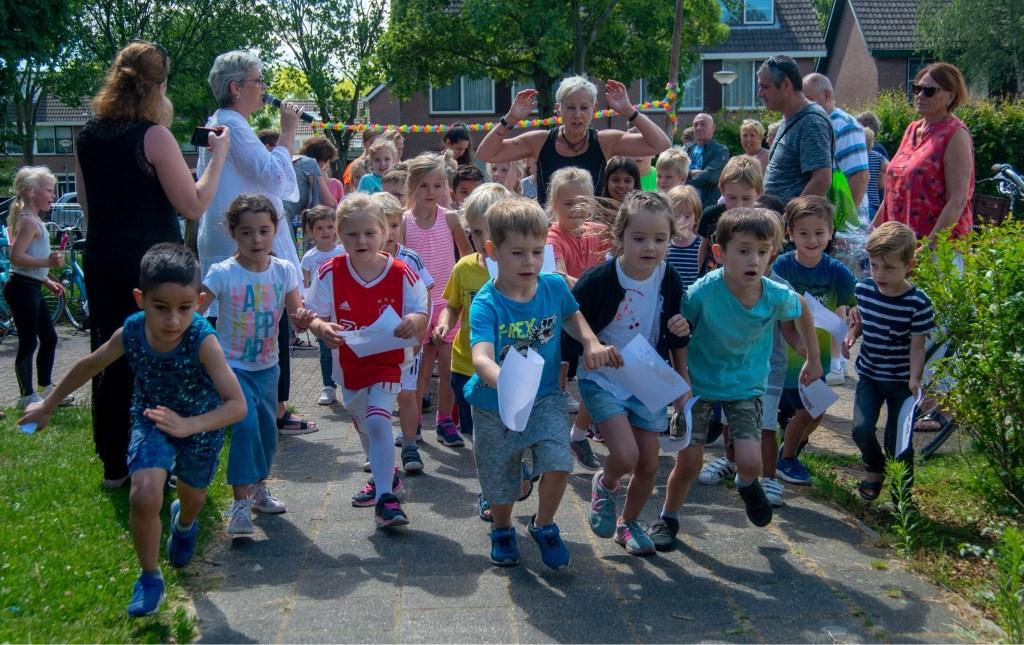 Rennen voor KiKa als afscheid (Foto: Pim Beudeker) © rodi