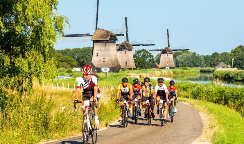 De Ronde van de Westfriese Omringdijk: 'n skoftig mooi tochie!