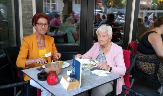 Gouden Picknick voor alle ouderen in Heemskerk op 1 augustus.