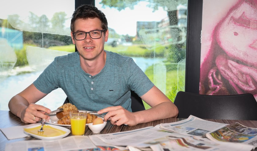 Ontbijt u mee met Aaldert?