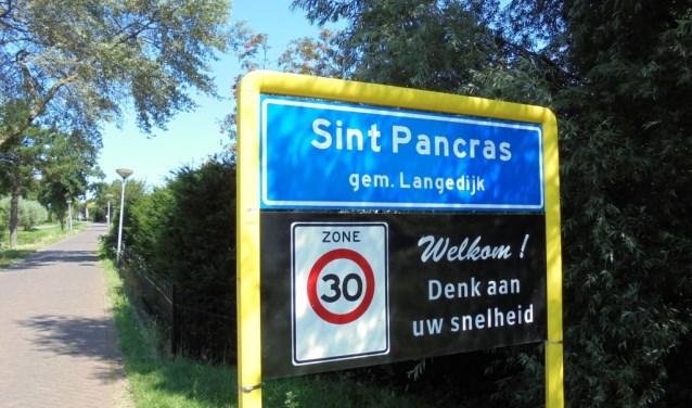 Sint Pancras, gemeente Langedijk? Of?
