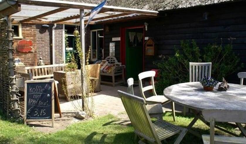 Minicamping Edlorado in Groet is het decor voor vele optredens deze zomer.