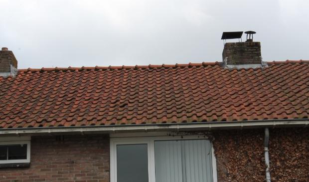 <p>Verwijder op tijd asbest uit het dak.</p>