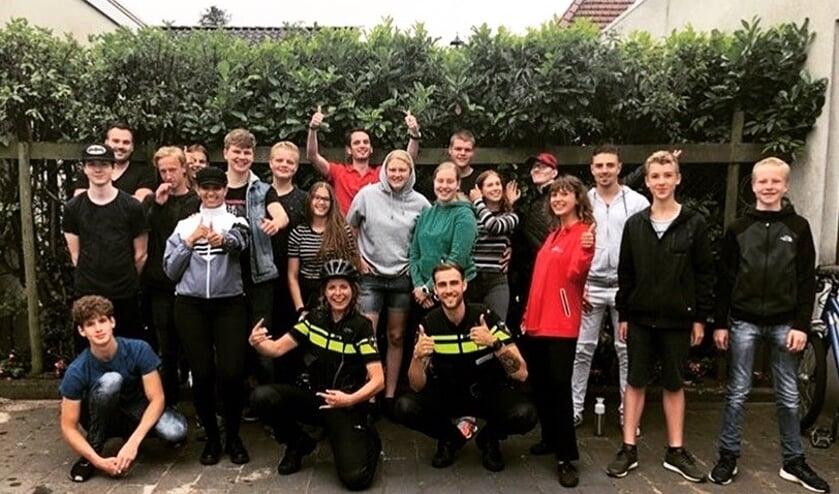 Hunted is een kat en muisspel tussen jongeren en de politie, met als doel de jeugd van Langedijk op een positieve manier in aanraking te laten komen met de politie.