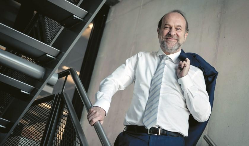 De Heerhugowaardse burgemeester Bert Blase is ook van de partij tijdens het Democratiefestival.