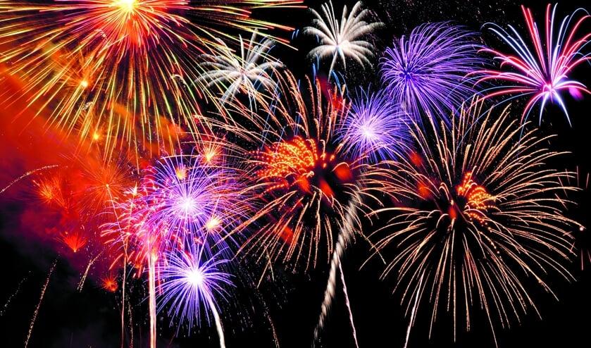 De feestweek van Beverwijk wordt afgesloten met een spectaculaire vuurwerkshow.