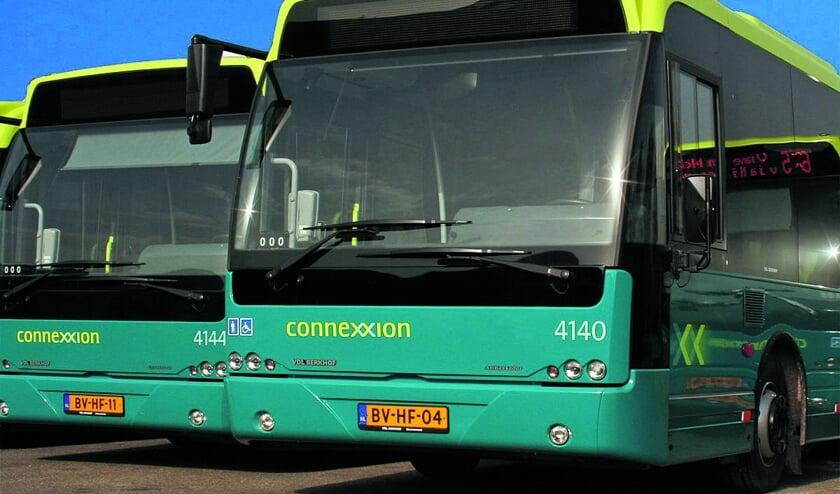 Reizigers in Haarlem-IJmond kunnen een barcode als vervoerbewijs gebruiken in de bussen van Connexxion.