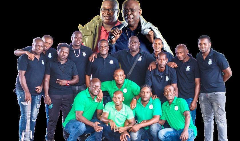 Het Surinaams nationaal elftal