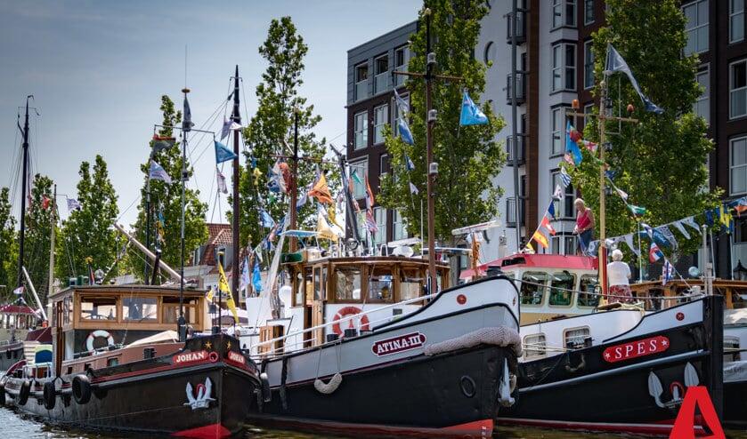 Alkmaar liet zich op haar best zien tijdens Victorie Sail.