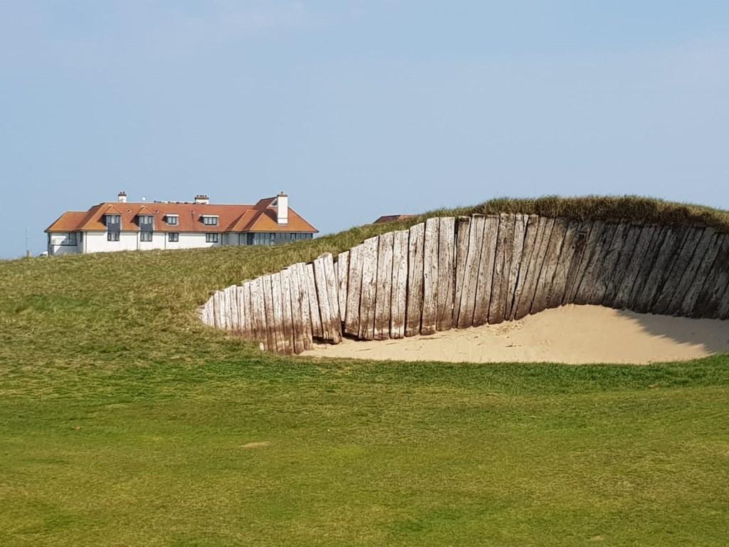 De Prince's Golfclub, ook al een voormalig venue voor The Open.  © rodi