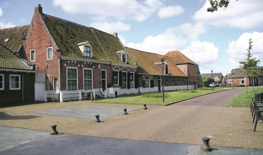 Hoeve Overslot in Egmond aan den Hoef.