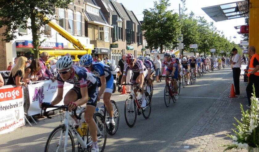 Dankzij inspanningen van het nieuwe wielercomité is het gelukt om de Wielerronde van Beverwijk financieel rond te krijgen.