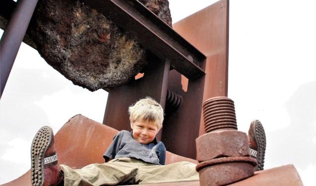 Een speciale staalsafari in 'Een Zee van Staal' wordt een avontuur voor groot en klein.