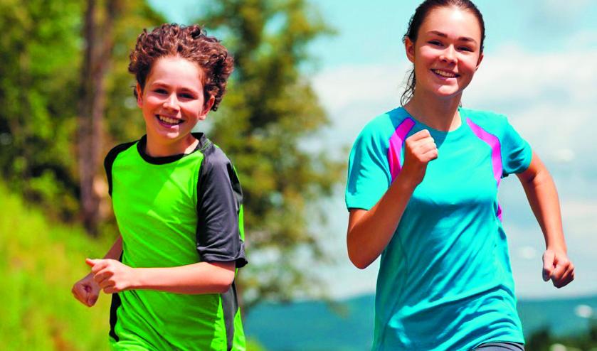 De Enza Zaden Vooroeverloop heeft een mooie route voor jong en ouder.