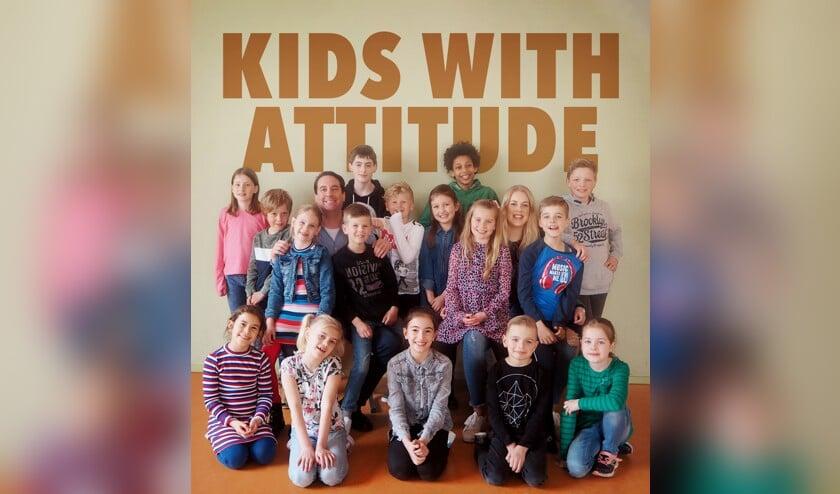 Kom bij de Kids with Attitude Plusgroep!