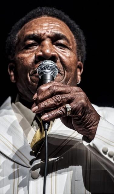 Willie Buck.  (Foto: Aangeleverd) © rodi