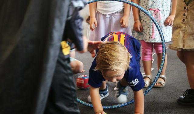 Spelen en leren tegelijk.