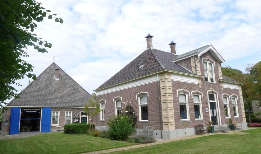 Agrarisch museum Westerhem.