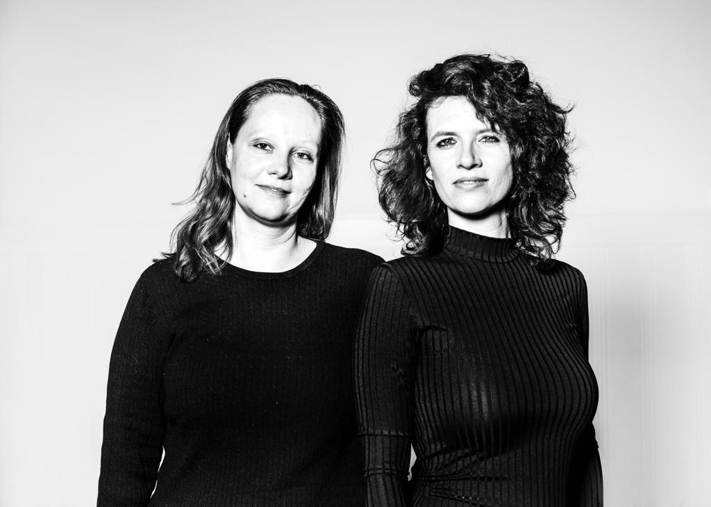 Odelion Duo bestaande uit Margriet Sjoerdsma en Vera van der Bie. (Foto: aangeleverd) © rodi