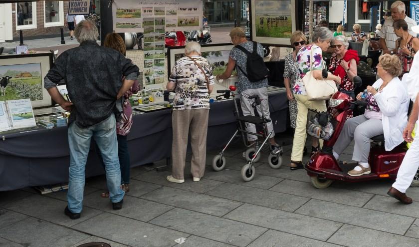 Beeld van een eerdere editie van 'Koemarkt tot Kunstmarkt'.