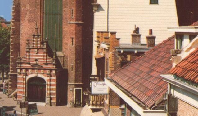 De Gommaruskerk in Enkhuizen.