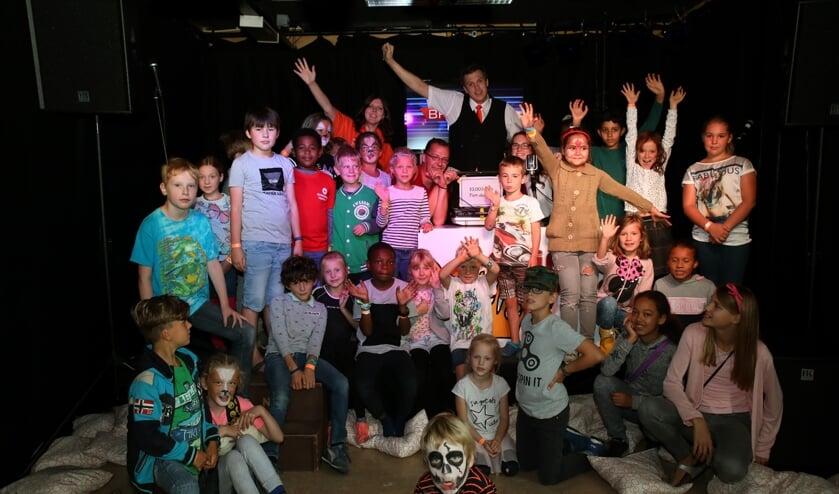 Dolle pret voor de kinderen die meedoen aan Stuif-Stuif.