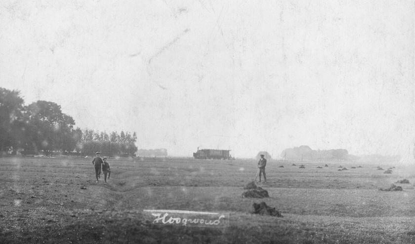 Op 31 januari 1930 reed het stoomtrammetje voor het laatst