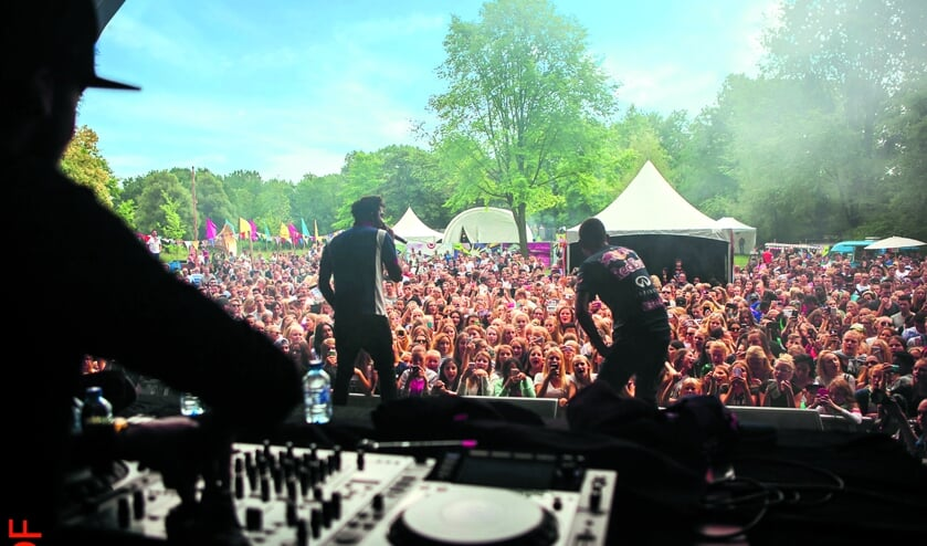 Het Mixtream festival biedt voor elk wat wils.