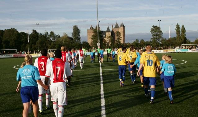 De strijd om de Heemskerk Cup belooft veel spektakel.