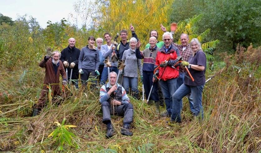 Vrijwilligers zijn welkom op de IVN-werkdag in het Poelbroekbos in Schalkwijk.