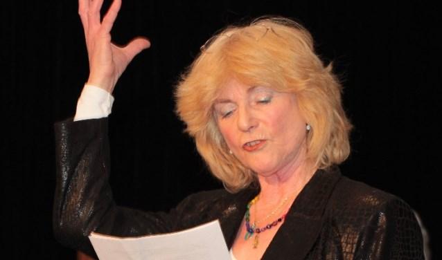Agness Kaufmann heeft zin om met het nieuwe koor te beginnen.