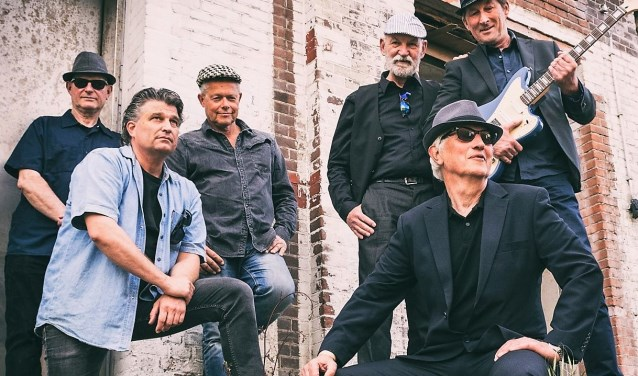 De Haarlemse band PB & The Jags laat de blues leven.