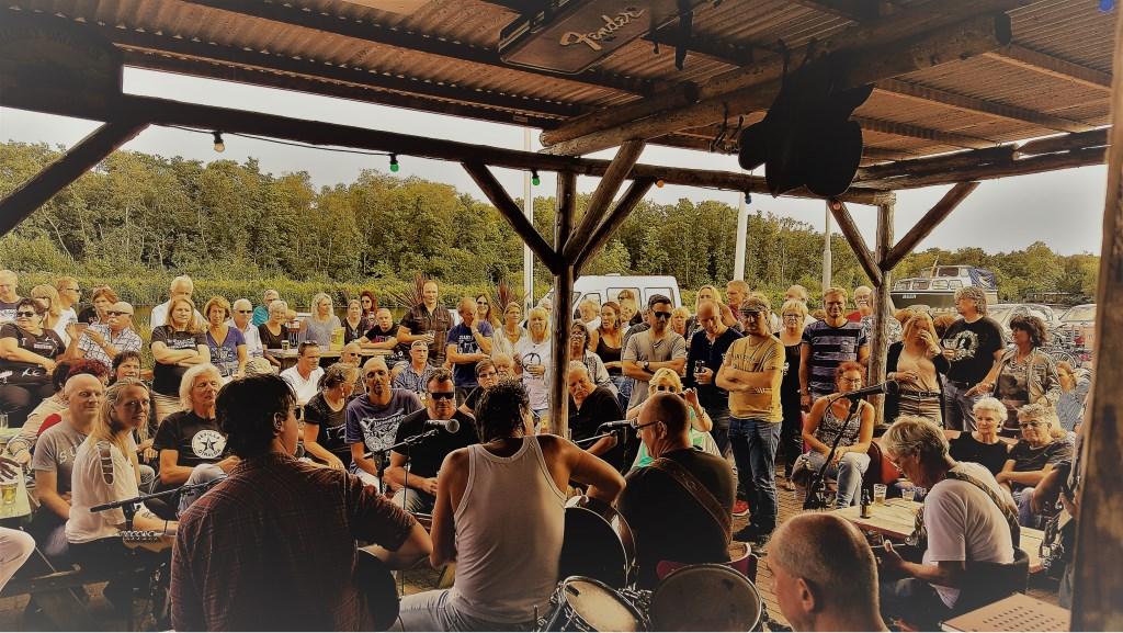The Shack Woodstock-middag.  (Foto: Aangeleverd) © rodi