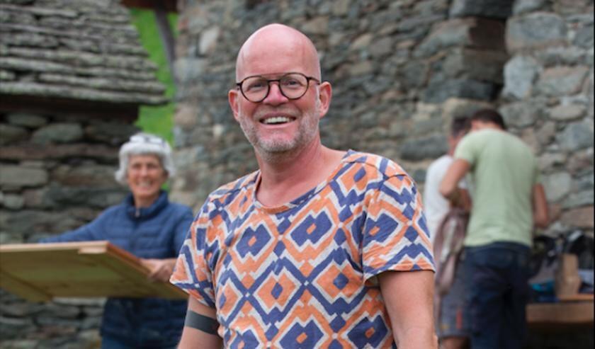 Jan-Arie uit Den Helder deelnemer EO-programma 'Mannen in het wild.