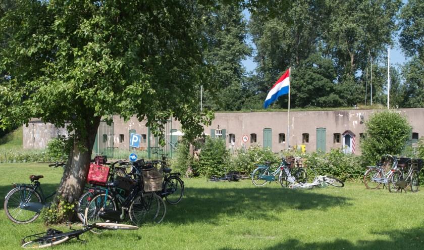 Fort Aan Den Ham.