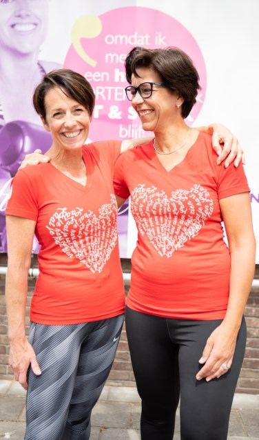 Het vrouwenhart heeft beweging nodig: met 2 x per week jouw eigen workout van 30 minuten verklein je het risico op hart- en vaatziekten.