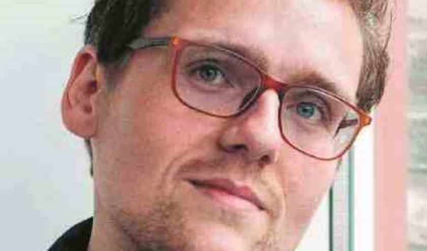 Kalle Brüsewitz, Coördinator Aanloopcentrum.