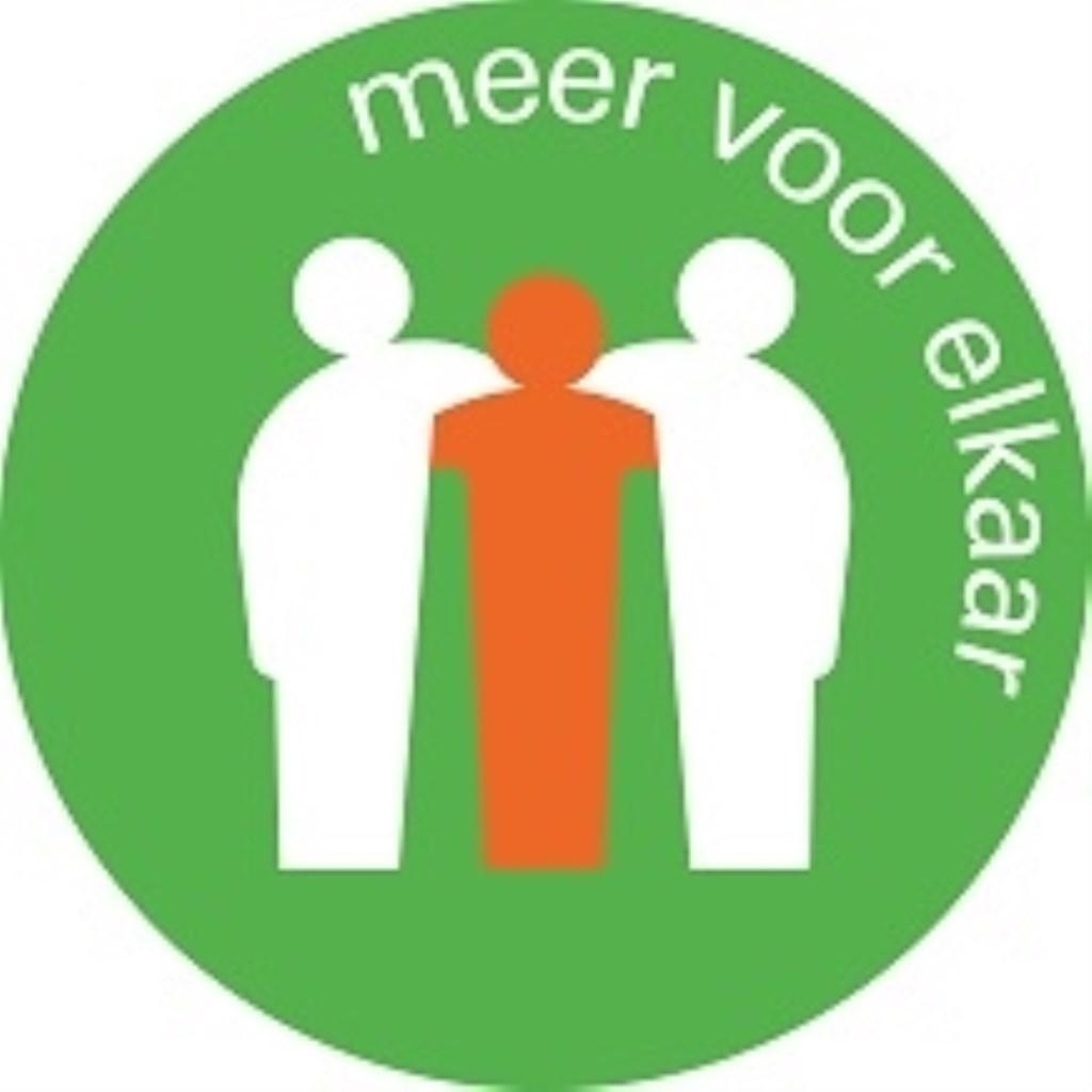 Het logo.  (Foto: www.haarlemmermeer.nl/meervoorelkaar) © rodi