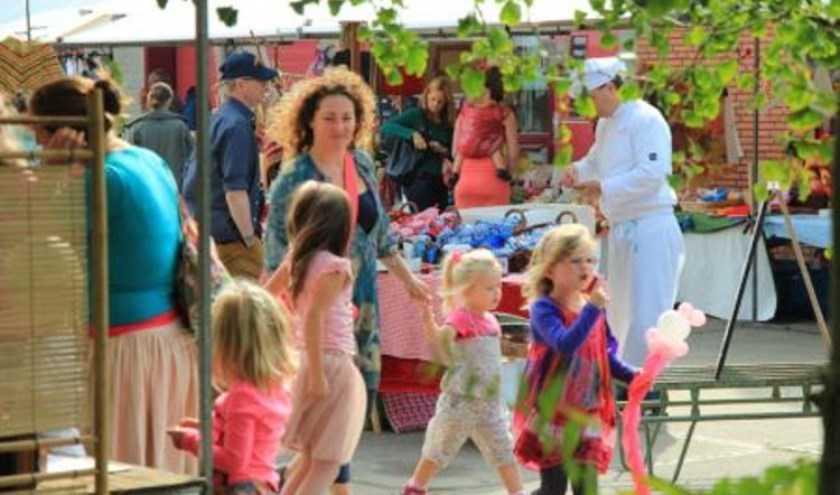 Roots Market is een uitje met het hele gezin.
