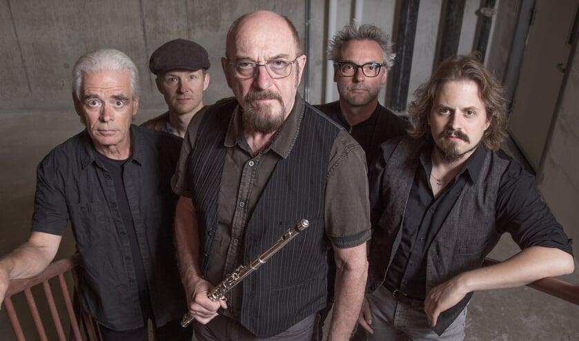 De legendarische classic rockband Jethro Tull komt naar Haarlem.
