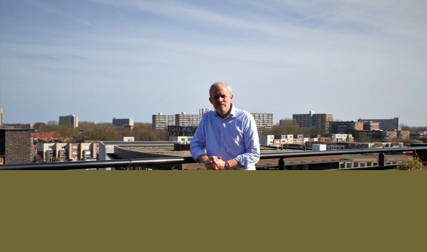 """Muller: """"We zijn specialist op het gebied van managed hosting, online (hosted) werkplekken, security en connectiviteit."""""""