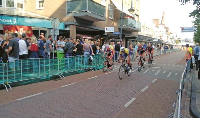 De wielerronde van Heemskerk gaat voor de 59e keer van start.
