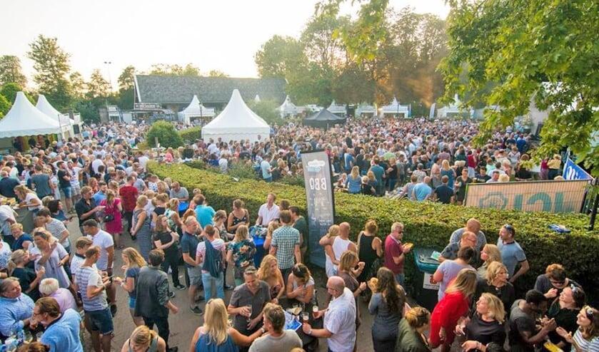Bites & Beats festival trekt weer veel publiek, ook op zondag 25 augustus.